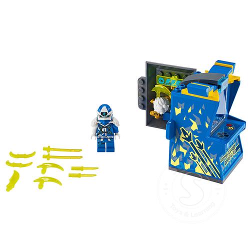 LEGO® LEGO® Ninjago Jay Avatar - Arcade Pod