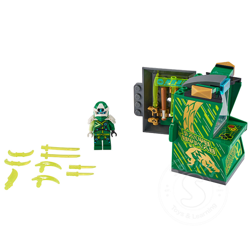LEGO® LEGO® Ninjago Lloyd Avatar - Arcade Pod