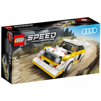 LEGO® LEGO® Speed Champions 1985 Audi Sport Quattro S1