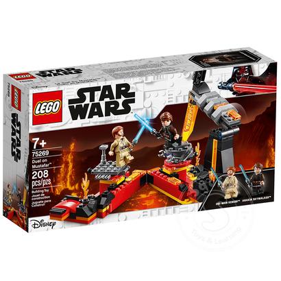 LEGO® LEGO® Star Wars Duel on Mustafar
