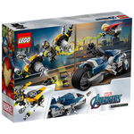 LEGO® LEGO® Marvel Avengers Avengrs Speeder Bike Attack