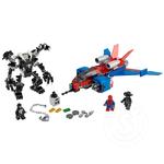 LEGO® LEGO® Marvel Spider-Man Spiderjet vs. Venom Mech