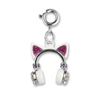 Charm It Charm It! Kitty Ears Headphones Charm