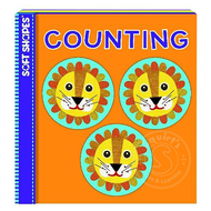 Melissa & Doug Melissa & Doug Soft Shapes Book Counting