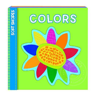 Melissa & Doug Melissa & Doug Soft Shapes Book Colors