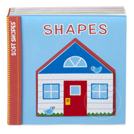 Melissa & Doug Melissa & Doug Soft Shapes Book Shapes