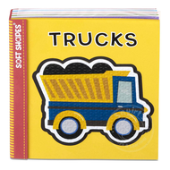 Melissa & Doug Melissa & Doug Soft Shapes Book Trucks