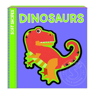 Melissa & Doug Melissa & Doug Soft Shapes Book Dinosaurs