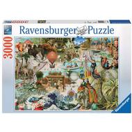 Ravensburger Ravensburger Oceania Puzzle 3000pcs _