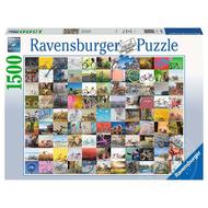 Ravensburger Ravensburger 99 Bicycles Puzzle 1500pcs