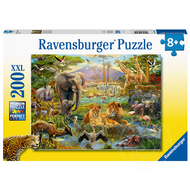 Ravensburger Ravensburger Animals of the Savanna Puzzle 200pcs
