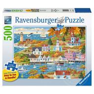 Ravensburger Ravensburger By Land & Sea Large Format Puzzle 500pcs