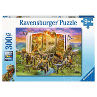 Ravensburger Ravensburger Dino Dictionary Puzzle 300pcs XXL