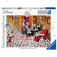 Ravensburger Ravensburger Disney Collector's Edition: 101 Dalmations 1000pcs