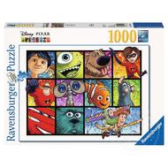 Ravensburger Ravensburger Disney Pixar Splatter Art Puzzle 1000pcs