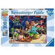 Ravensburger Ravensburger Disney Pixar Toy Story 4 To the Rescue! Puzzle 100pcs XXL