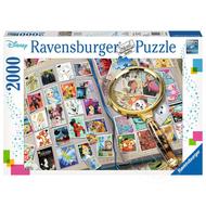 Ravensburger Ravensburger Disney Stamp Album Puzzle 2000pcs