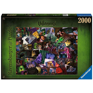 Ravensburger Ravensburger Disney Villainous: The Worst Come Prepared Puzzle 2000pcs
