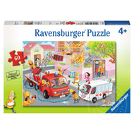 Ravensburger Ravensburger Firefighter Rescue! Puzzle 60pcs