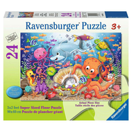 Ravensburger Ravensburger Fishie's Fortune Floor Puzzle 24pcs