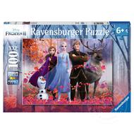 Ravensburger Ravensburger Frozen II Magic of the Forest Puzzle 100pcs XXL