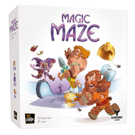 Magic Maze, a Co-operative Board Game
