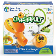 Learning Resources Crashapult STEM Challenge