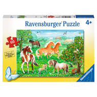 Ravensburger Ravensburger Mustang Meadow Puzzle 60pcs