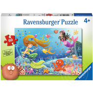 Ravensburger Ravensburger Mermaid Tales Puzzle 60pcs