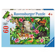 Ravensburger Ravensburger Tropical Friends Puzzle 60pcs
