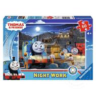 Ravensburger Ravensburger Thomas & Friends: Night Work Glow in the Dark Puzzle 60pcs