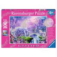 Ravensburger Ravensburger Unicorn Kingdom Puzzle 100pcs XXL