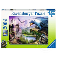 Ravensburger Ravensburger Mountains of Mayhem Puzzle 200pcs XXL
