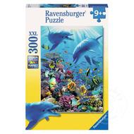 Ravensburger Ravensburger Underwater Adventure Puzzle 300pcs XXL