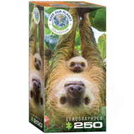 Eurographics Eurographics Save Our Planet Collection: Sloths Puzzle 250pcs