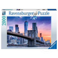 Ravensburger Ravensburger Skyline New York Puzzle 2000pcs