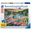 Ravensburger Ravensburger Summer at the Lake Large Format Puzzle 300pcs