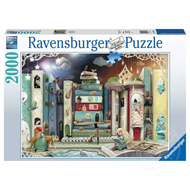 Ravensburger Ravensburger Novel Avenue 2000pcs