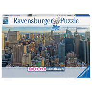 Ravensburger Ravensburger View over New York Panorama Puzzle 2000pcs