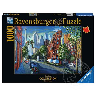 Ravensburger Ravensburger The Flat Iron Puzzle 1000pcs