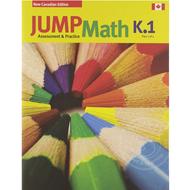 Jump Math Jump Math K.1
