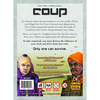 Coup The Resistance/Dystopian Universe