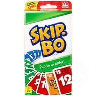 Mattel Skip-Bo Card Game