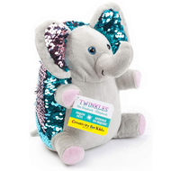 Creativity for Kids Creativity for Kids Mini Sequin Pets Twinkles the Elephant