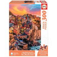 Educa Educa Manarola, Cinque Terre, Italy XXL Puzzle 300pcs