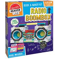 Klutz Klutz Maker Lab Radio Boombox