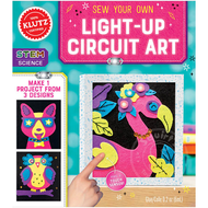 Klutz Klutz Sew Your Own Light Up Circuit