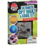 Klutz Klutz Ultimate Spy Vault & Code Kit