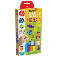 Klutz Klutz Make Mini Erasers Animals