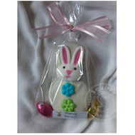 The Chocolate House White Oreo Bunny